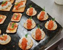Salmon tartar 1 cv