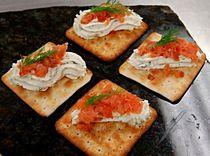 Salmon tartar 2 cv