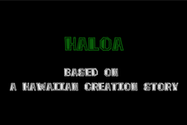 Haloa title cv