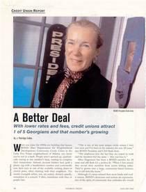 Ga trend magazine page 1 cv