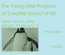 Art school young artist program1 cv