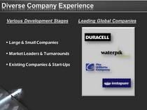 Company.experience cv