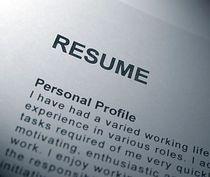 Resume2small cv