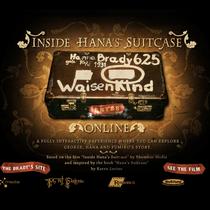 Hanas suitcase cv