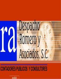 Romero y asociados cv