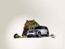 Jeep extreme leopard 2 cv