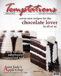 Temptations cv