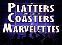 Platters coasters marvelettes cv