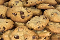 Chocolate chip cookies cv