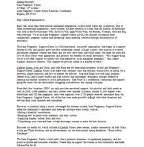 Lpsc cover letter cv