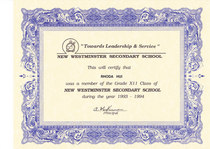 Leadership award cv