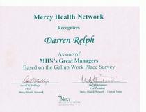 Mercy network cv