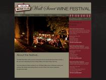 Wine festival demo cv