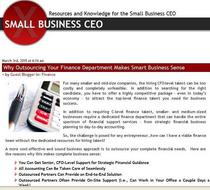 Small business ceo12 cv