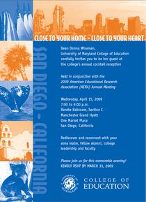 Aera alumni invite09 cv