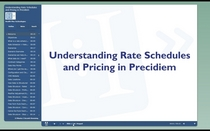 Understanding rate schedules cv