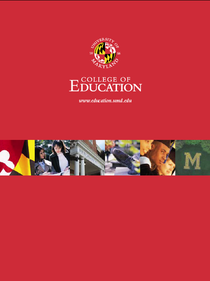 Umd coe pocket folder cv