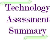 Tech assess title cv