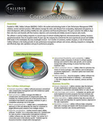 Corp brochure shot cv