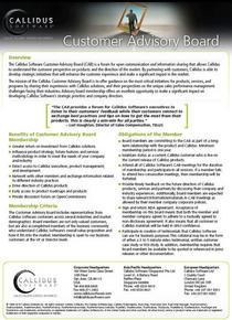 Cab brochure cv
