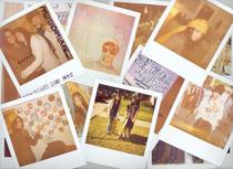 Polaroid collage cv cv