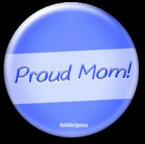 Proud mom cv