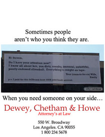 Deweycheatem howe copy cv