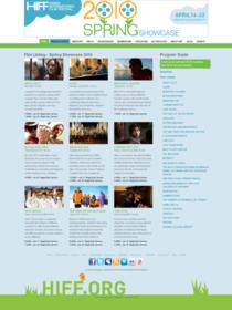 Films   short cv