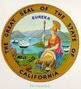 State of california emblem cv