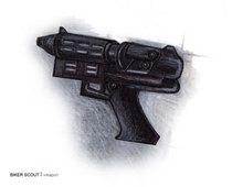 Biker scout weapon cv