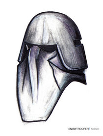 Snowtrooper helmet cv