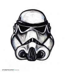Stormtrooper helmet cv