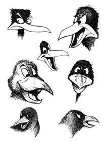 Crows cv