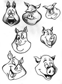 Pork cv