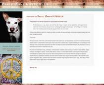 Web site pdf page 1 cv