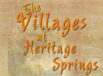 The villages at heritage springs logo cv
