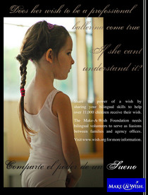 Ballerina cv
