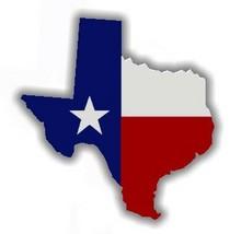 Texas with texas flag cv