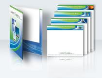Folder model flat cv