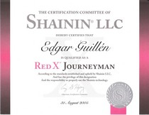 Shainncertification cv