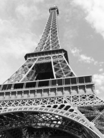 Eiffel tower cv