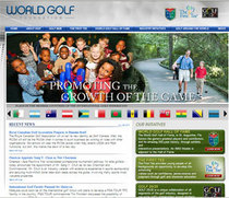 World golf foundation cv