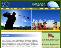 Golf 2020 cv