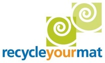Recycle your mat logo 1 cv