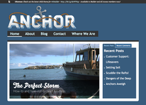 Anchor web cv