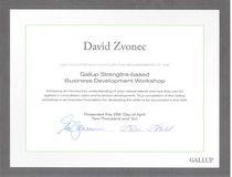 Gallup cv