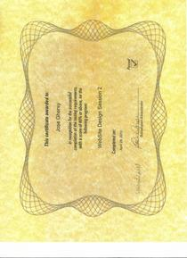 Diplomas webdesignsession2 cv