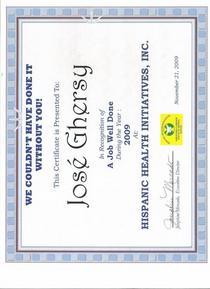 Diplomas hhi cv