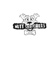 Muttcruncher s dog head cv
