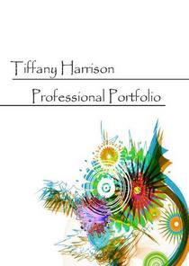 Portfolio title page cv